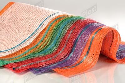 Worki raszlowe raszlowy 42x60 kolory 1000 szt.