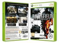 BATTLEFIELD BAD COMPANY 2 PL NOWA FOLIA ! XBOX360