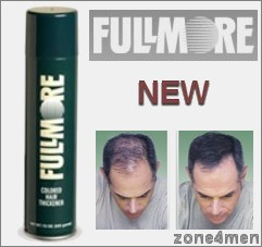 fullmore - zagęszczanie włosów,maskowanie łysienia