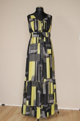 75f8683f14 Sukienka Monnari długa rozmiar 40 - 6807787515 - oficjalne archiwum ...