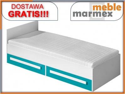 Guliver 11 łóżko 94x203 meble młodzieżowe marmex