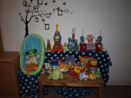 Mega zestaw zabawek, VTECH, FISHER PRICE, DISNEY