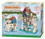 BYD - Epoch Sylvanian Families Sekretny domek do z