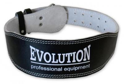 Pas kulturystyczny Na siłownię  EVOLUTION M L XL