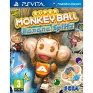 SUPER MONKEY BALL BANANA SPLITZ PS VITA IMPULS