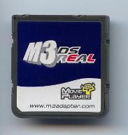 M3 DS REAL do KONSOLI NINTENDO DS /  DS Lite