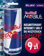 RED BULL MOBILE INTERNET LTE BEZ LIMITU
