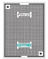 Płytka uniwersalna PDU-23 [1 sztuka]
