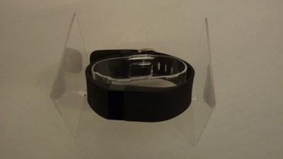 A447 Smartwatch Fitbit Charge 2 Large Czarny