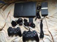 Playstation 2 PS2 + 2 pady + super gry !!!