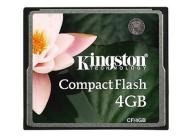 KINGSTON Compact Flash 4GB CF