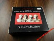 CD - CLASSICAL MASTERS THE BEST OF.. - BOX 4CD