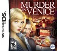 MURDER IN VENICE NINTENDO DS 3DS