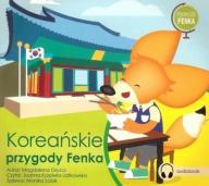 Koreańskie przygody Fenka. Audiobook