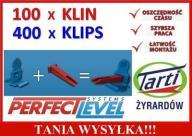 Tarti SYSTEM POZIOMOWANIA PŁYTEK PERFECT-LEVEL