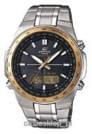 CASIO Tough Solar EFA-134SB -1A9 WR 100M do 6 l GW