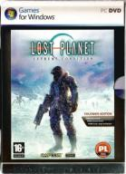 LOST PLANET EXTREME CONDITIONS 5-/6 WARSZAWA