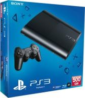 PlayStation 3 SLIM 500GB+Pad+Kamerka+Move KOMPLET