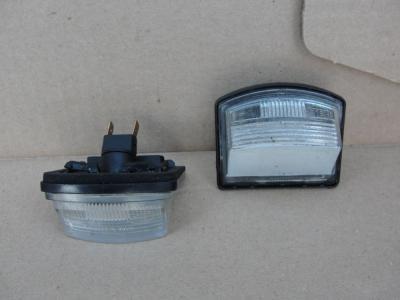 Lampka Tablicy Rejestracyjnej Volvo S40 V40 96 04