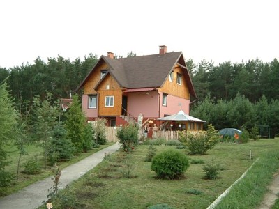 Działka 3340m2 z domem 210m2 Stary Strachocin(neg)