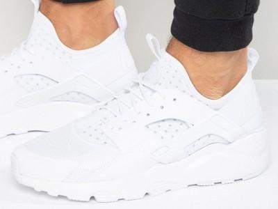 nowe promocje najnowszy projekt najlepsza cena NIKE Białe Sportowe Męskie Buty 40