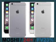 Moshi CRYSTAL etui obudowa pokrowiec iPhone 6Plus