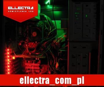 Oświetlenie Led Tuning Pc Modding Komputer Zcz 5726195008