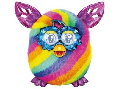 Hasbro Furby Boom Teczowy Krysztalowy Crystal 6919388748 Oficjalne Archiwum Allegro