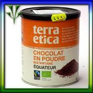 Czekolada w proszku instant Bio 400g Terra Etica