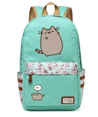 Plecak Kot Kotek Szkoła Młodzieżowy Pusheen 6917090865 Oficjalne