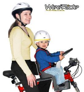 Fotelik rowerowy przedni WeeRide Carrier z USA HIT