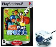 EYE TOY : PLAY SPORTS+KAMERA KOMPLET