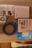 Aktywna antena WIFISKY 36 dBi 2000 mW USB 150 Mbs
