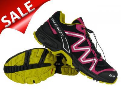 3a96d05581a9 SALOMON Neon Trail Gore-tex buty sportowe 42 - 5016127543 ...