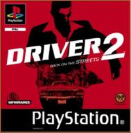 DRIVER 2 Sony Playstation PSX PS1 in_demand_pl