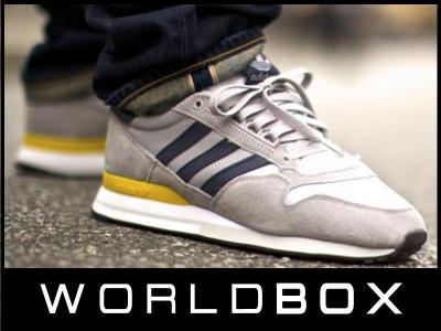 Buty adidas ZX 500 OG D65575 Ice GreyLegend InkAluminium
