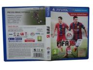 :::SONY PSVITA-FIFA 15