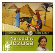 Opowieści biblijne Narodziny Jezusa audiobook