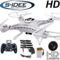 DRON S-IDEE HD 6 AXIS GYRO S183 QUADCOPTER