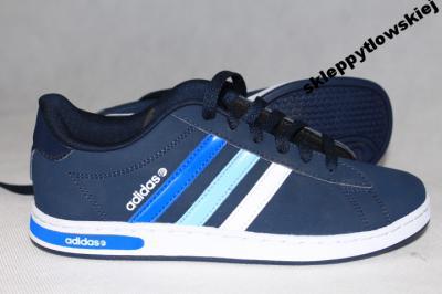adidas neo label adidasy buty 36 23 23 cm blue 5567997780