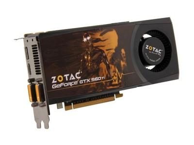 Karta Graficzna Zotac Geforce Gtx 560 Ti Bcm Pci E 7000082741 Oficjalne Archiwum Allegro