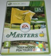 TIGER WOODS PGA TOUR 12 MASTERS XBOX 360