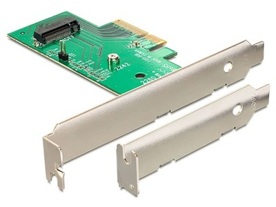 Delock 89370 karta PCIe-3.0 na dysk M.2 SSD