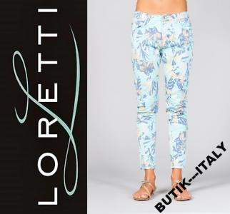 47cf57f14b SALE LATO RINASCIMENTO kolorowe spodnie jeansy S - 5455786434 ...