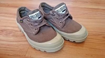 nowy styl życia buty skate całkiem fajne PALLADIUM PAMPA OXFORD LP ROZMIAR 36 NAJTANIEJ !!!