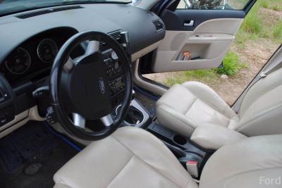 Ford Mondeo MK3 tapicerka z wieprzowiny...