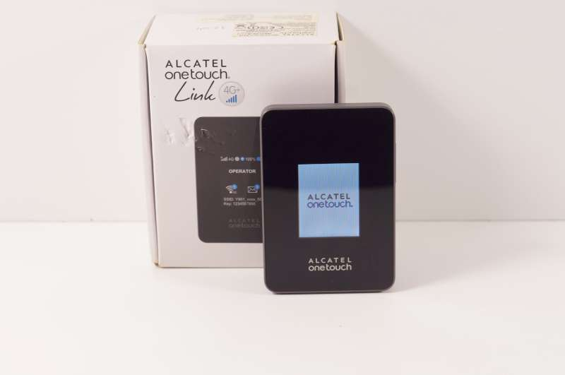ROUTER ALCATEL ONETOUCH Y901NB LINK KOMPLET!