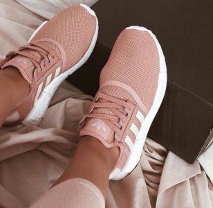 Buty Adidas NMD R1 Womens Mesh Raw Pink 36 40