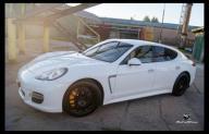 Porsche Panamera Turbo IDEAŁ ASO AUTODETAILING BWP