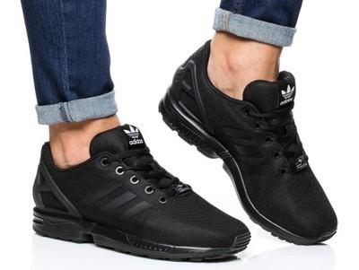 adidas flux damskie czarne